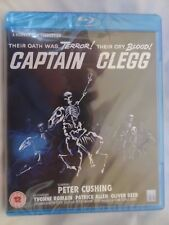 Captain Clegg aka Night Creatures [1962](Blu-ray)~~~HAMMER~~~Peter Cushing~~~NEW