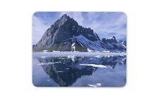 Montagnes en Norvège Tapis de Souris Pad-norweigian Lake Voyage Cadeau Ordinateur #8984