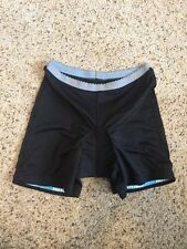 Women's Novara Padded Bike Shorts Size Medium Black Kd6