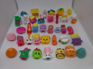 Shopkins Mixed Bundle Lot Very Collectable 35+ All Different Large Lot      (D2)