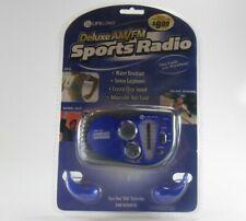 Vintage - Lifelong Armband Digital AM/FM Sports Radio. Water Resistant, Sealed