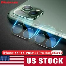 lot 5/10 Back Camera tempered glass Lens Protective For iPhone 11/11 PRO/PRO MAX