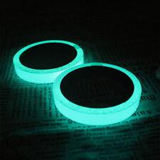 Self Adhesive Luminous Tape Glow In the Dark Stair Black Area Warning Tape 1PC