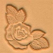 8534 Rose Corner Craftool 3-D Stamp Tandy Leather 8534-00