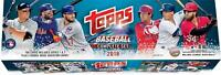 2018 Topps Baseball Retail Complete 705 Card Set - Includes Hoskins & Ohtani