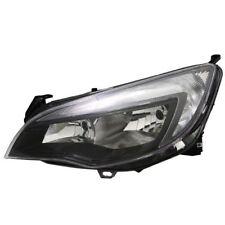 Vauxhall Astra J Mk6 2010-2012 Headlight Black Inner Passenger Side N/S