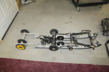 "1999 99 SKIDOO MXZ 600 REAR BACK FRAME SKID SUSPENSION WPS EXTENSION 136"" #6613"