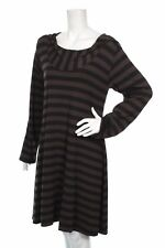 THE MASAI CLOTHING COMPANY HOODED VISCOSE & ELASTANE DRESS KLEID Size L