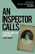 AN INSPECTOR CALLS GCSE STUDENT GUIDE - ROBERTS, PHILIP - NEW PAPERBACK BOOK