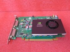 HP NVIDIA Quadro FX380 256MB GDDR3 PCI Express Graphics Video Card Dual Monitor