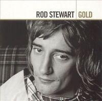 Gold by Rod Stewart (CD, Jul-2005, 2 Discs, Mercury)