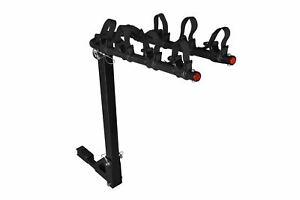 Hyper Tough 4-bike Carrier Steel Frame Narrow Arm Design, 120lbs Maximum Weight
