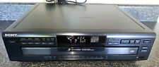 New listing Sony 5 Cd Changer Cdp-C350Z. Tested/Works