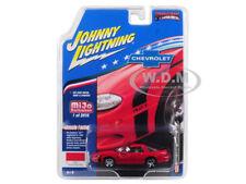2002 CHEVROLET CAMARO ZL1 427 RED LTD 1/64 DIECAST BY JOHNNY LIGHTNING JLCP7138