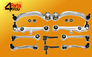 VW PHAETON  FULL front suspension control  SWINGARM WISCHBONE arms kit SET