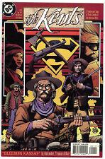 The Kents #1 NM+ Ostrander & Truman signed by inker Michael Bair - Superman DNA