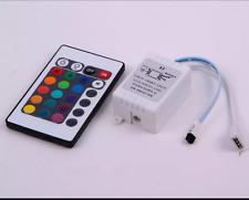 "#24 keys ""IR REMOTE""control controller# RGB 5050 LED Light Strip 12V DC"