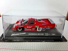 RONDEAU M379B   24 HORAS LEMANS   1981  IXO 1/43 NEW
