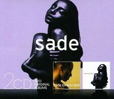 Lovers Rock/Love Deluxe by Sade (CD, Sep-2010, 2 Discs, Sony Music...