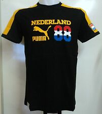 HOLLAND BLACK ARCHIVES T7 GRAPHIC TEE BY PUMA SIZE ADULTS XL BRAND NEW WITH TAGS