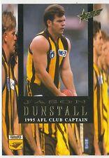 1995 Select Club Captain Jason Dunstall Hawthorn Hawks CC10