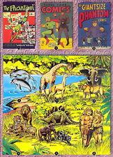 THE PHANTOM SERIES 2 1994 DYNAMIC MARKETING COMPLETE BASE CARD SET OF 110 MC
