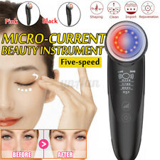 Micro Current RF Skin Beauty Instrument Magnetic Force Face Anti-aging Device