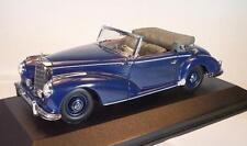 Minichamps 1/43 Mercedes Benz 300 S Cabriolet 1951 - 1955 blau OVP #2323