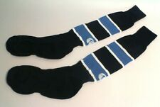 Canterbury Striped Rugby Socks Blue and White Size L 6-11 #38R281