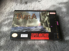 Targa (Rendering Ranger R2) - Complete,Limited Edition 30/33 SNES Super Nintendo