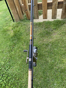 Zebco Barbel, Carp & Coarse Fishing Quiver Rod With Quantum Energy Fishing Reel