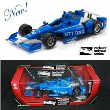 GREENLIGHT 10985 2016 #10 TONY KANAAN NTT DATA IZOD INDY 500 RACE CAR 1:18