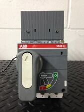 ABB SACE S3 CIRCUIT BREAKER SAFETY SWITCH 3-POLE 100AMP