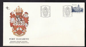 Deceased Estate South Africa 1985 FDC Cheap [B060]