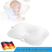 Orthopädisches Babykissen Ergonomisches gegen Plattkopf und Verformung 32X22cm
