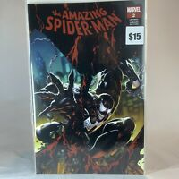 The Amazing Spider-Man 2 Philip Tan Variant Unknown Comics Venom Cover NM+