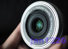 new OLYMPUS M ZUIKO 14-42mm f3.5-5.6 EZ Lens (Silver) - Bulk package ***sale