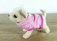 Chi Chi Love Chihuahua Little Puppy Dog Pink Shirt Soft Plush Stuffed Simba Toy