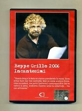 Beppe Grillo # INCANTESIMI # Casaleggio Associati  DVD-Video 2006