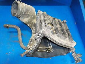 Honda XR650L 2001 Air box assambly used as shown good shape