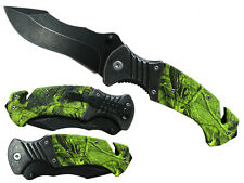 Wholesale Lot of NEW Spring Assisted Tactical Folding Pocket Knives 6PCS $5.00ea