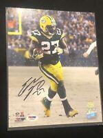 🔥Eddie Lacy Green Bay Packers 8x10 Photo PSA COA Autograph