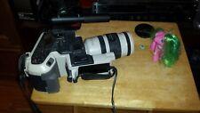 Canon L1 Hi8 Video Camera with Cl 8-120mm Lens