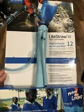 New LifeStraw Mission Water Purification System-Replacement Straw Missing Parts
