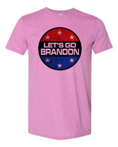 Let's Go Brandon - #FJB - Circle - (Up to 6xl) - Free Shipping