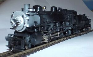BALBAO KATSUMI HO SOUTHERN PACIFIC MK-5 MIKADO 2-8-2 PAINTED BRASS LOCOMOTIVE