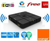CPL Repeteur Wifi Extender Routeur Intelligent Norme B/G/N/AC 1200 Mbps - Neuf