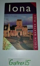 Iona Map (Colin Baxter Maps) by Wendy Price Sheet Map Folded Book