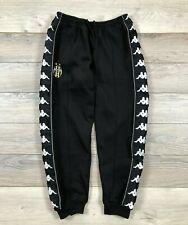 Juventus Kappa Vintage 1990's Football Soccer Track Pants Trousers Rare size XL