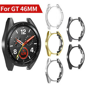 Shockproof Case Cover For Huawei Smart Watch GT 46mm Protector Bumper